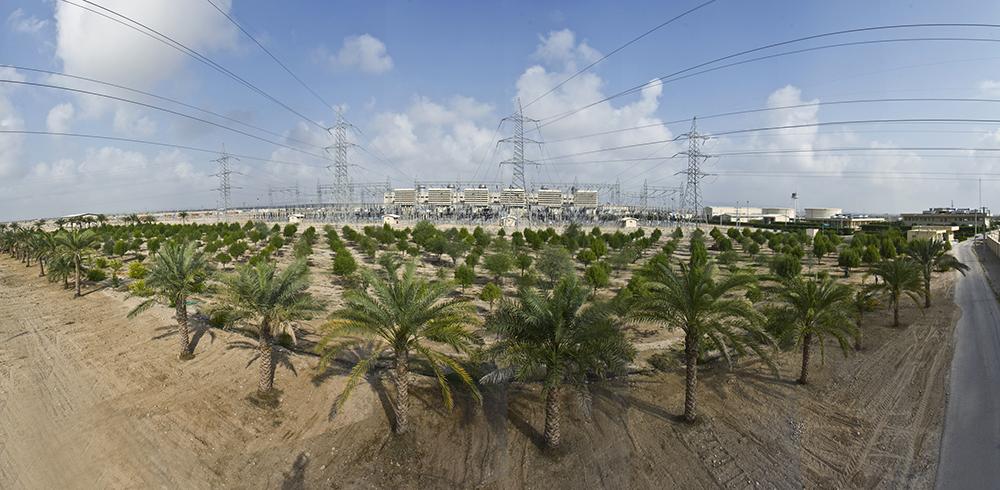 رشد ۳/۳۶  درصدی تولید برق در نیروگاه گازی خلیج فارس