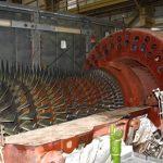 پایان تعمیرات اساسی واحد چهار نیروگاه خلیج فارس
