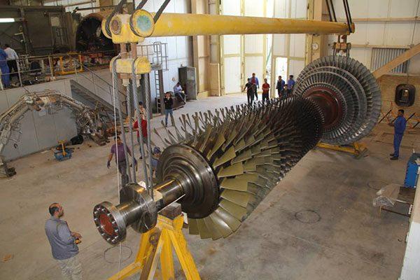 نیروگاه گازی خلیج فارس